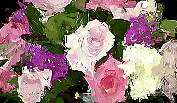 Roses 1a by Amber Stubbs