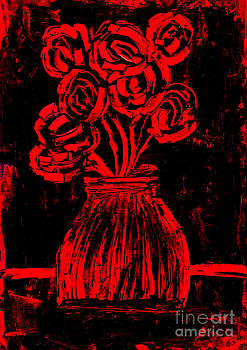Simon Bratt Photography LRPS - Roses in Red Wax