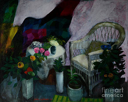 Roses by Jukka Nopsanen