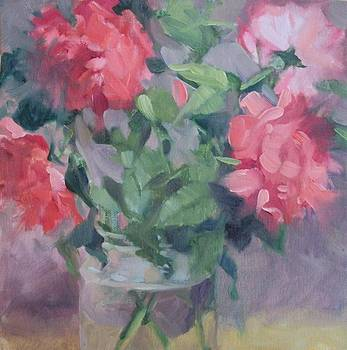 Roses by Margaret Aycock
