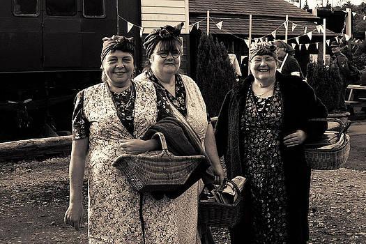 Rosies at War Weekend Pickering  by Patjila Visser