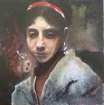 Rosina by Paula Steffensen