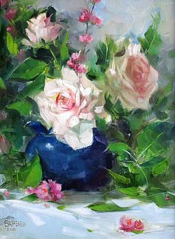 Chris  Saper - Rosy