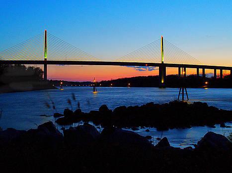 Roth Bridge by Larry Wilder