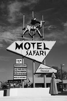 Frank Romeo - Route 66 - Tucumcari New Mexico