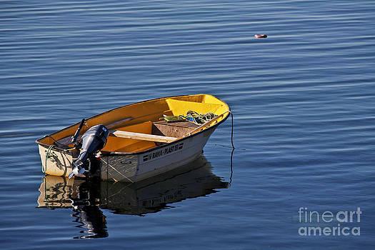 Heiko Koehrer-Wagner - Rowing Boat
