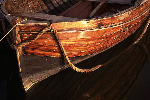 Simon Pocklington - Rowing Boat