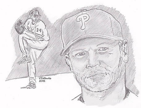 Chris  DelVecchio - Roy Halladay