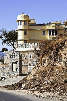 Kantilal Patel - Royal Kumbhalghar Palace Villas