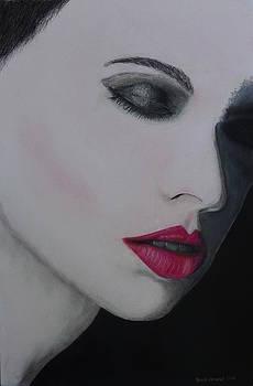 Ruby Lips by David Hawkes