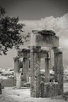 Waldek Dabrowski - Ruins of Hierapolis