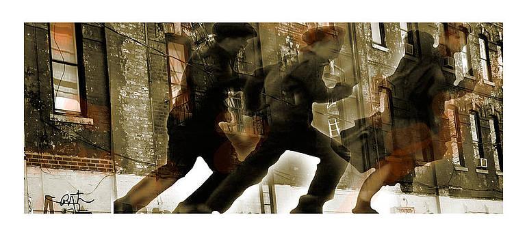 Run For It .... by Bob Salo
