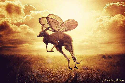 Runnerfly by Jennifer Gelinas