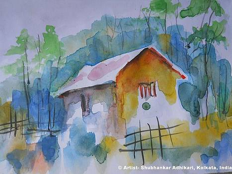 Rural Bengal -2 by Shubhankar Adhikari
