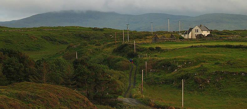 Rural Donegal by Steve Watson