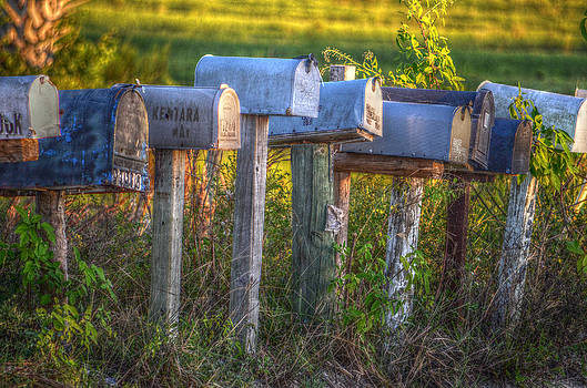 Ronald T Williams - Rural Mail Boxes