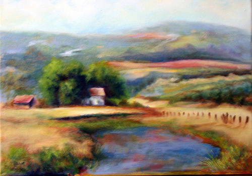 Rural Retreat by Alexandra Kopp