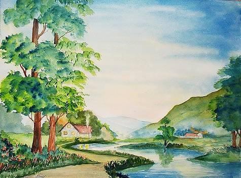Rural by Shashikanta Parida