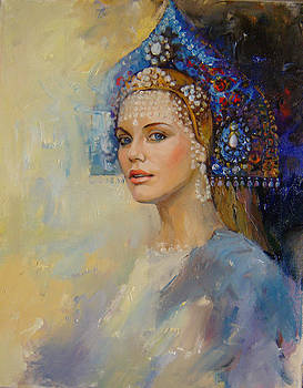 Russian Princess by Nelya Shenklyarska