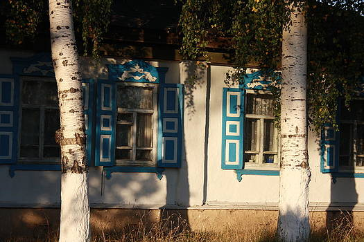 Russian windows by Frederic Vigne