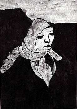 Russian Woman by Shelia Bull