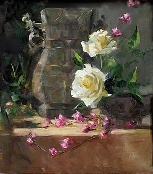 Chris  Saper - Rust and Roses