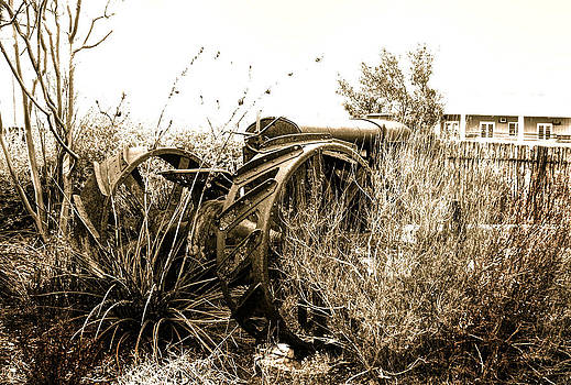 Frank SantAgata - Rusted Memories