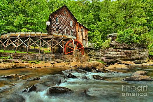 Adam Jewell - Rustic Grist Mill