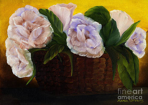 Rustic Roses by Maria Williams