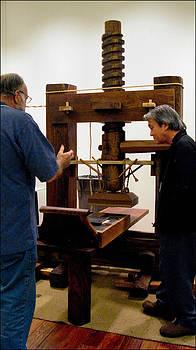 Glenn Bautista - Rusty Explains Gutenberg Press