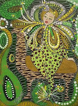 Sabrina by Kathleen Bellows