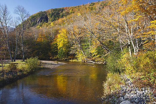 Erin Paul Donovan - Saco River - White Mountains National Forest New Hampshire
