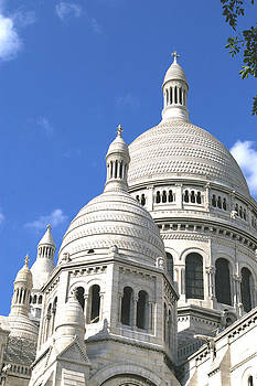 Sacre Domes by Christine Burdine
