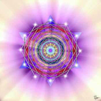 Endre Balogh - Sacred Geometry 22