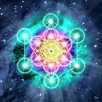 Endre Balogh - Sacred Geometry 4