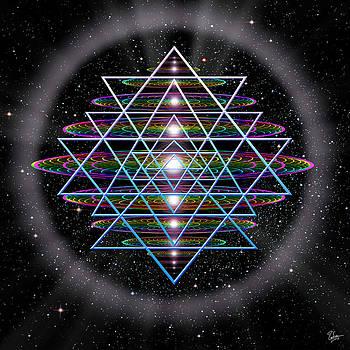 Endre Balogh - Sacred Geometry 9
