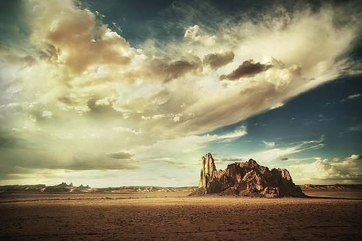 Sacred Land by Stuart Deacon