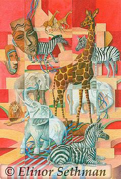 Safari Dream Sequence by Elinor Sethman