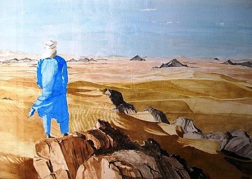 Sahara by Samir Sokhn