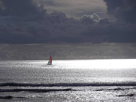 Sail Away by Lisa Lamir