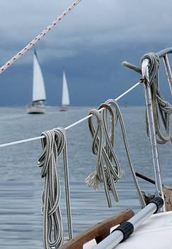 Sailing by Andrea Linquanti