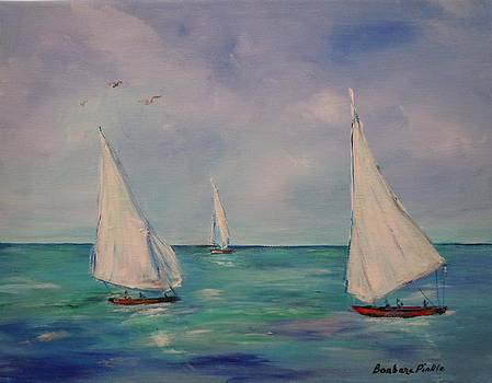 Sailing Away by Barbara Pirkle