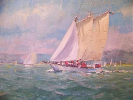 Sailing by Bart DeCeglie