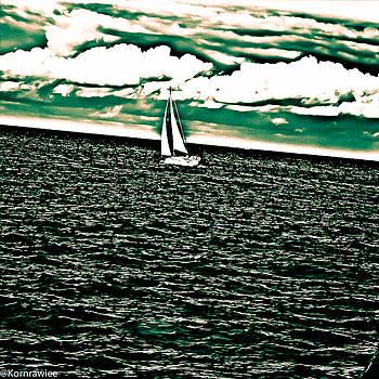 Sailing by Kornrawiee Miu Miu