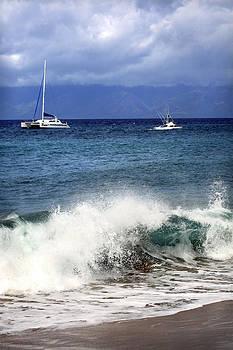 Marilyn Hunt - Sailing Maui