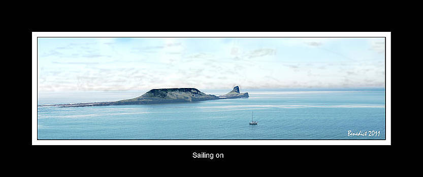 Sailing on by           Benedict
