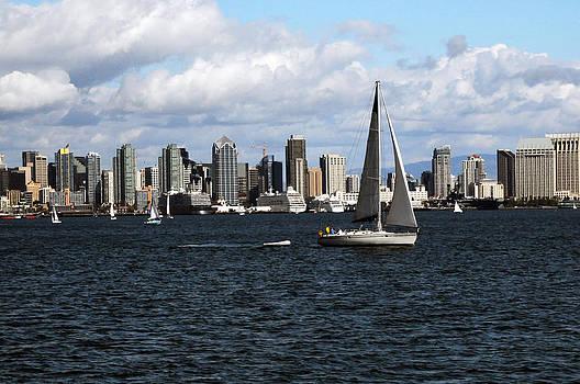 Jonathan Whichard - Sailing San Diego  California