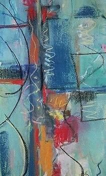 Sails At Port by Silvia Williams