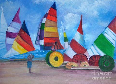 Sails by Judy Groves