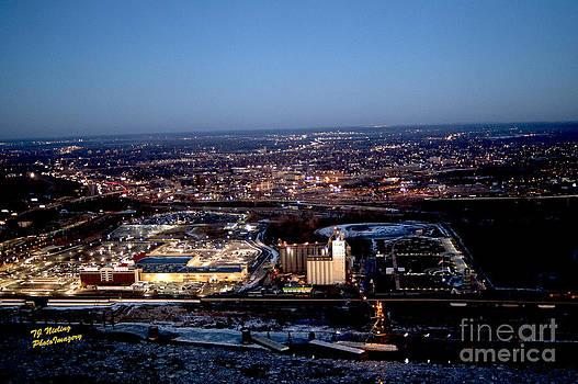 Saint Charles Skyline by TommyJohn PhotoImagery LLC